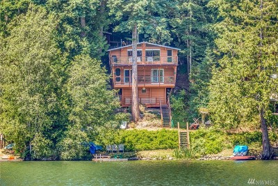Bellingham Single Family Home Sold: 1737 Emerald Lake Wy
