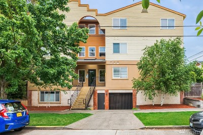 Condo/Townhouse Sold: 1154 N 92nd Street #34
