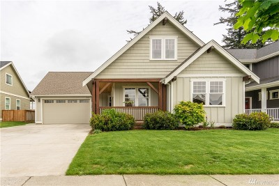 Lynden Single Family Home Sold: 1448 Larkspur St