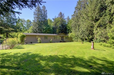 Everson Single Family Home Sold: 2271 Childers Road