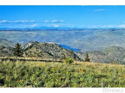 Chelan, Chelan Falls, Entiat, Manson, Brewster, Bridgeport, Orondo Residential Lots & Land For Sale: 1250 Ridgecrest Dr