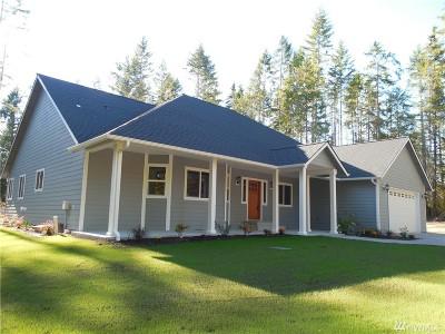 Shelton Single Family Home Sold: 2040 E Pickering Rd