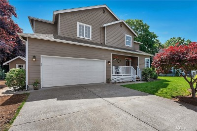 Lynden Single Family Home Sold: 301 Parkside Ct