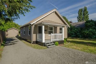 Single Family Home Sold: 1120 E St