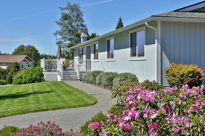 Langley Single Family Home Sold: 2315 Soundview Dr
