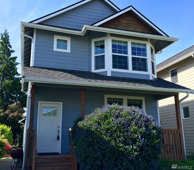 Anacortes Single Family Home Sold: 813 22 St