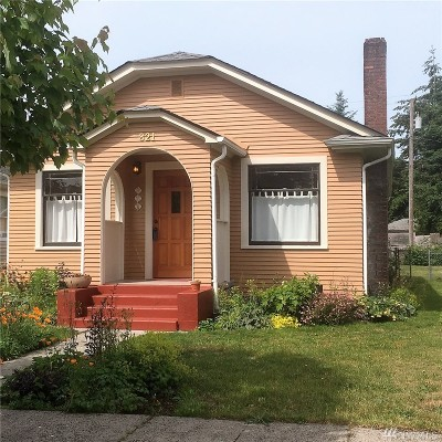Single Family Home Sold: 821 K St