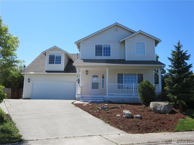 Anacortes Single Family Home Sold: 1319 37th St