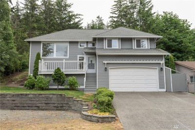 Anacortes Single Family Home Sold: 3515 W 7th Place