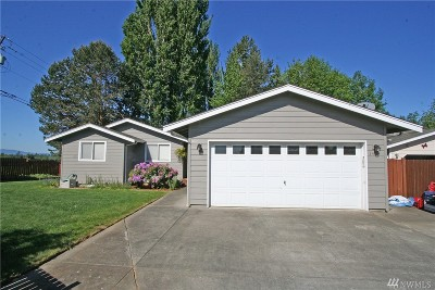 Ferndale Single Family Home Sold: 1478 Saint Helens Ct