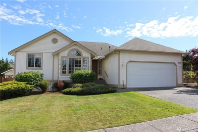 Anacortes Single Family Home Sold: 1719 25th H Ct