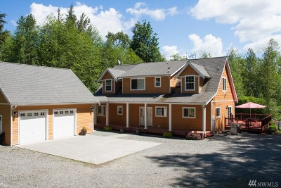 Bellingham Single Family Home Sold: 238 Appaloosa Lane