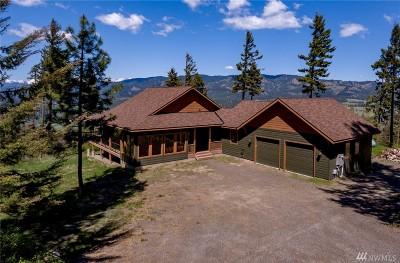 Single Family Home Sold: 1121 Hidden Valley Terr