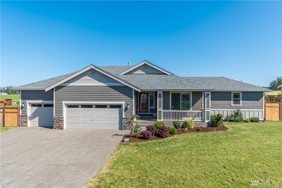 Oak Harbor Single Family Home Sold: 1012 Cove View Cir