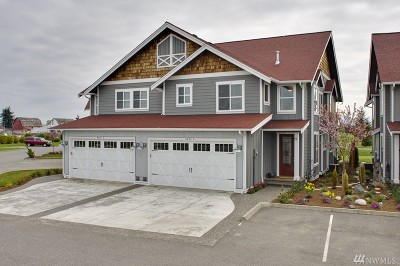 Lynden Condo/Townhouse Sold: 8856 Depot Rd #B
