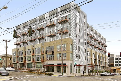 Condo/Townhouse Sold: 401 9th Ave N #302