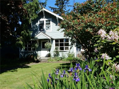 Lynden Single Family Home Sold: 906 Glenning St