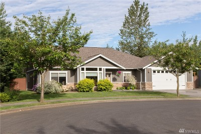 Lynden Single Family Home Sold: 831 Hemlock Ct