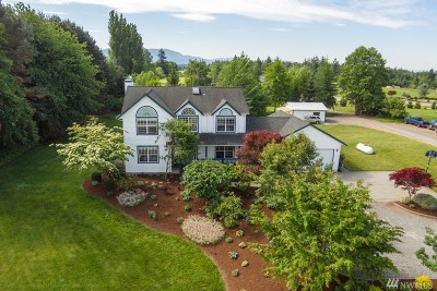 Everson Single Family Home Sold: 3455 Alm Rd