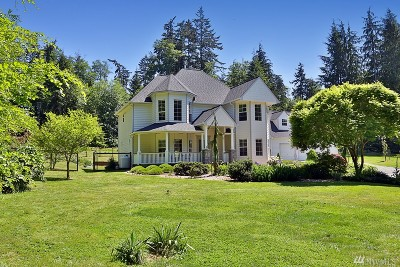 Freeland Single Family Home Sold: 4515 Smugglers Cove Rd