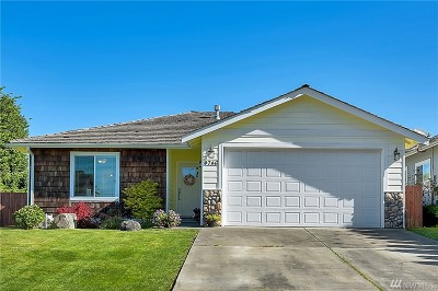 Birch Bay Single Family Home Sold: 4746 N Golf Course Dr