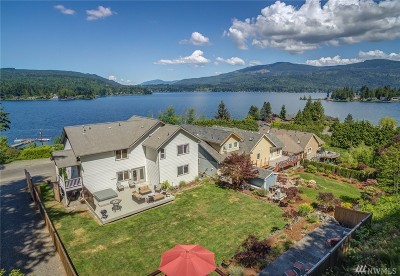 Bellingham Single Family Home Sold: 2027 Viewhaven Lane