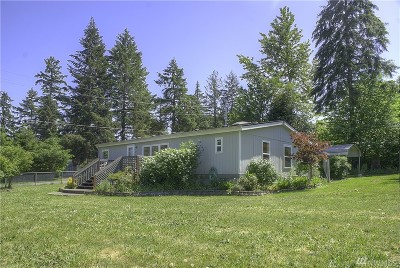 Union WA Single Family Home Sold: $128,000