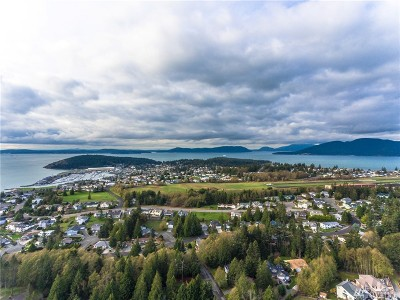 Anacortes, La Conner Residential Lots & Land For Sale: 3804 Marine Heights Wy