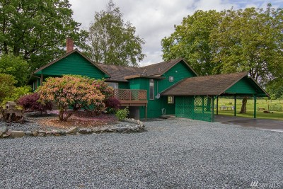 Sedro Woolley Single Family Home Sold: 23389 Morris St