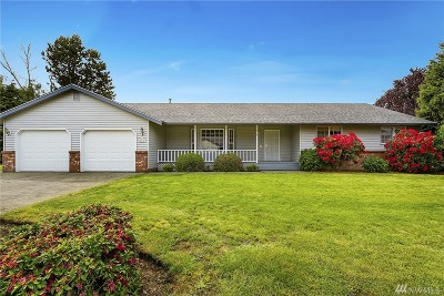 Lynden Single Family Home Sold: 519 Brook Wy