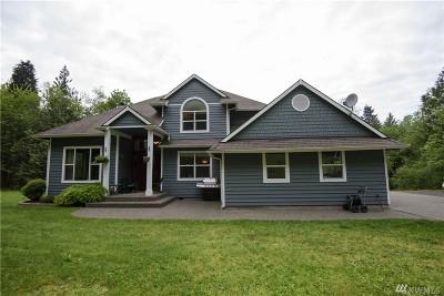Shelton Single Family Home Sold: 701 E Gosser Rd