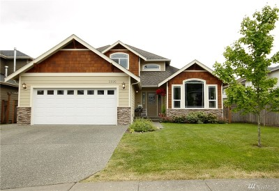 Ferndale Single Family Home Sold: 2606 Lochcarron Dr