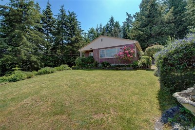 Anacortes Single Family Home Sold: 2601 17th St