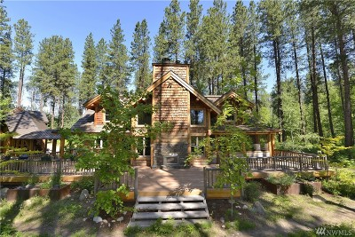 Winthrop WA Single Family Home For Sale: $933,000