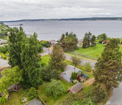 Coupeville Single Family Home Sold: 811 NE 9th St