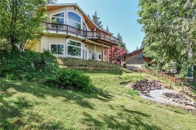 Mount Vernon Single Family Home Sold: 18589 W Big Lake Blvd