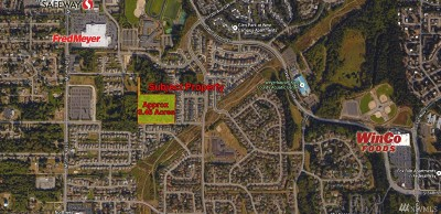 Federal Way Residential Lots & Land For Sale: 1525 SW 341st Place