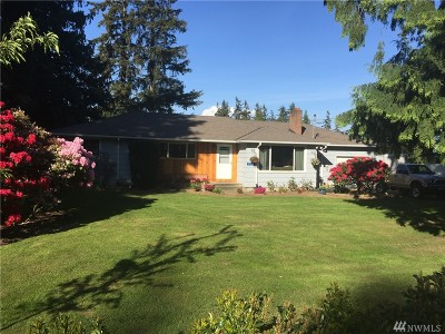 Burlington Single Family Home Sold: 9335 Chuckanut Dr
