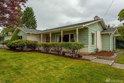 Ferndale Single Family Home Sold: 2186 Siddle St