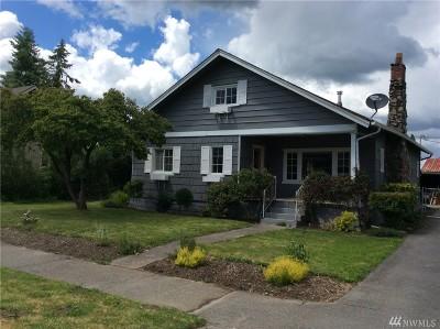 Sedro Woolley Single Family Home Sold: 424 Bennett St