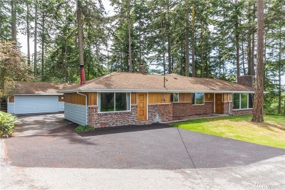 Oak Harbor Single Family Home Sold: 1297 Highland Dr