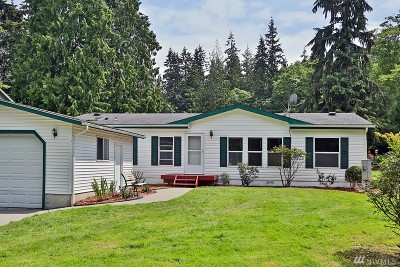 Freeland Single Family Home Sold: 5713 Sylvan Dr
