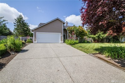 Skagit County Single Family Home Sold: 1610 Spruce Ct
