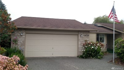 Ferndale Single Family Home Sold: 2428 Pine Dr
