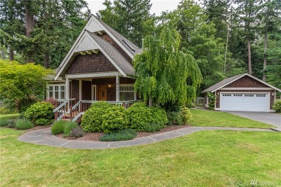 Langley Single Family Home Sold: 974 Woodside Lane