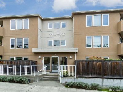 Condo/Townhouse Sold: 5710 26th Ave NW #101
