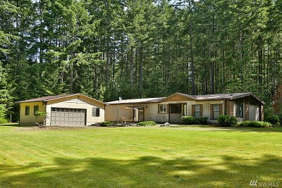 Langley Single Family Home Sold: 5880 Pioneer Park Place