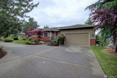 Burlington Single Family Home Sold: 12555 Gwen Dr