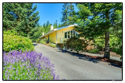 La Conner Single Family Home For Sale: 619 Nehalem Lane