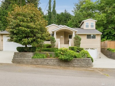 Single Family Home Sold: 22431 91st Ave W